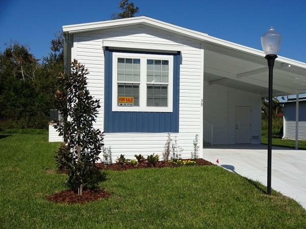Mobile Home at 39 Cypress in the Wood, Port Orange, FL