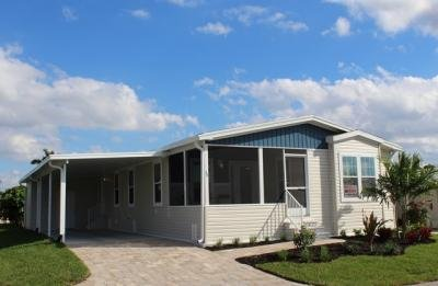 Mobile Home at 38 Parot Court Fort Myers, FL 33912