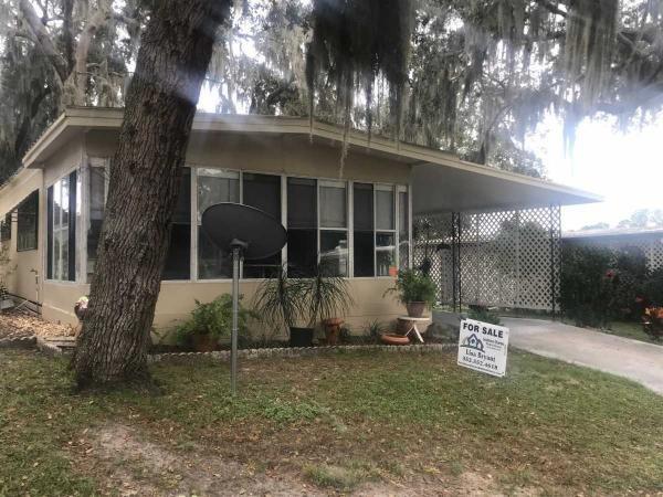 Mobile Home at 2613 AZALEA LANE, Leesburg, FL