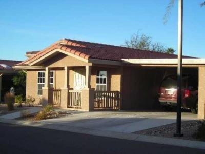 Mobile Home at 7373 E US Hwy 60 #122 Gold Canyon, AZ