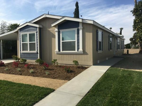 Mobile Home at 5800 Hamner Ave., Sp#564, Eastvale, CA
