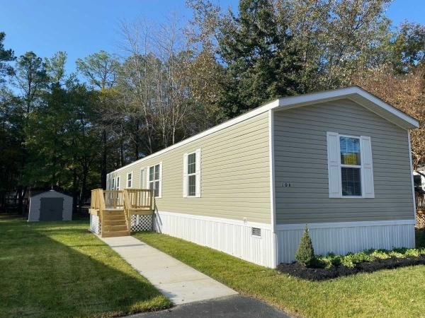 Mobile Home at 106 Round Oak Circle, Ashland, VA