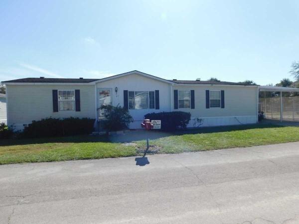 Mobile Home at 85 HILLSBOROUGH, Sorrento, FL