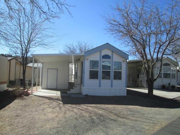 Mobile Home at 11250 E State Rt 69 # 110, Prescott Valley, AZ