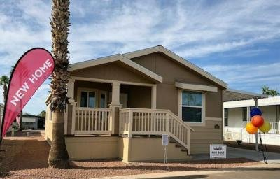 Mobile Home at 9333 E. University Drive Lot# 164 Mesa, AZ 85207