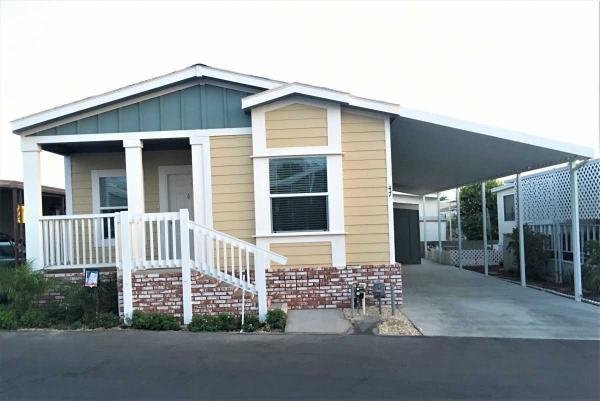 Mobile Home at 1540 E Trenton Ave #47, Orange, CA