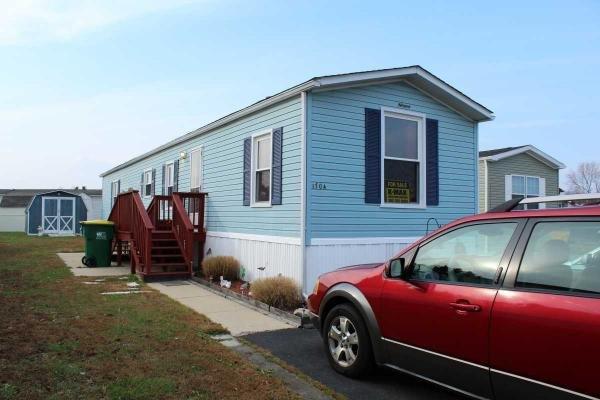 Mobile Home at 1704  BARBARA  CIRCLE, Bear, DE