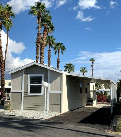 Mobile Home at 460 COYOTE Cathedral City, CA 92234