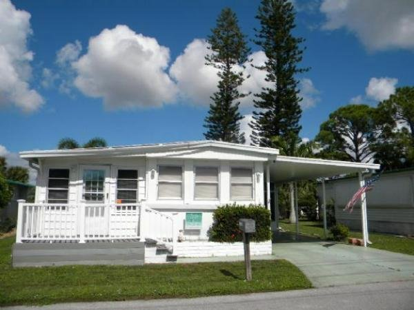 Mobile Home at 12566 Poinciana Drive, Fort Myers, FL