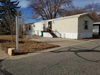 Mobile Home at 4105 N Garfield Ave. #100 Loveland, CO