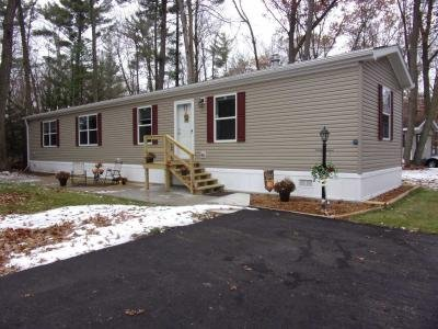 Mobile Home at E9350 Oakwood LN #54 New London, WI 54961