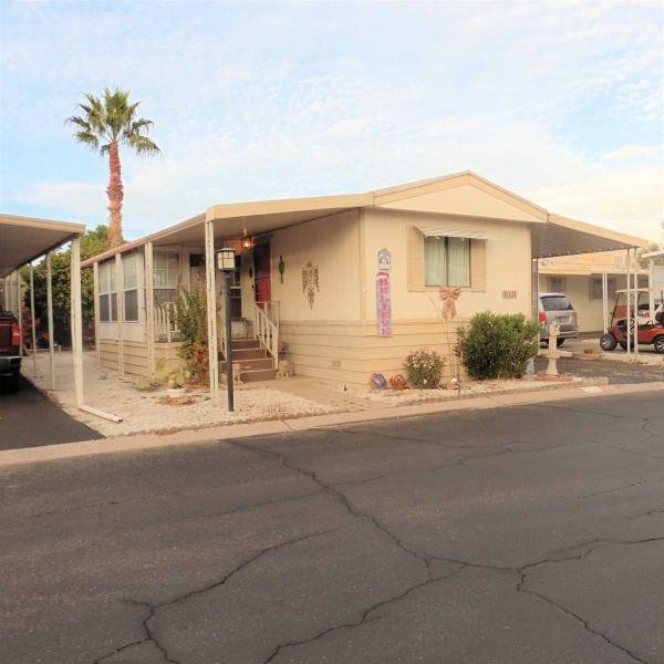 Mobile Home at 4550 N. Flowing Wells Rd/. #224, Tucson, AZ