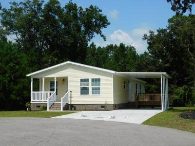Mobile Home at 4540 Manitook Drive Little River, SC 29566