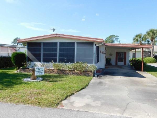 Mobile Home at 12 LAVENDER LANE, Eustis, FL