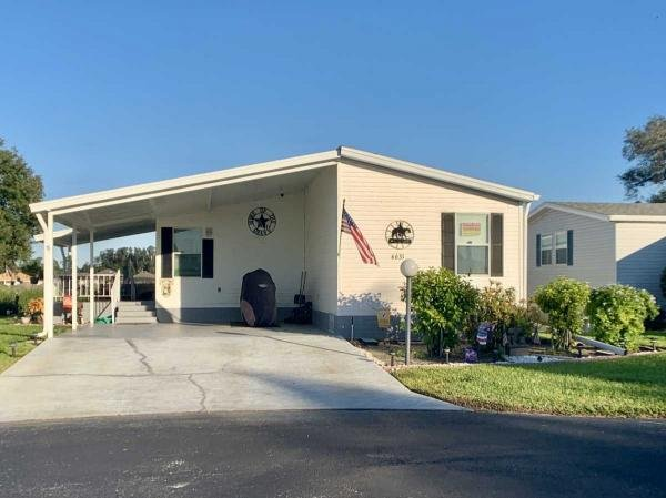 Mobile Home at 4631 Goldfinch Lane, Merritt Island, FL