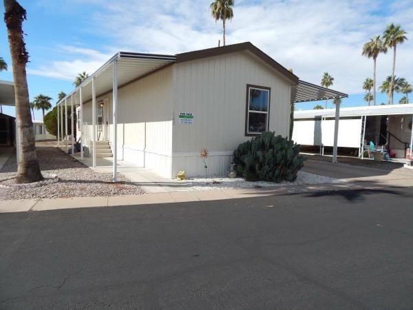 Mobile Home at 303 S. Recker Rd. #145, Mesa, AZ