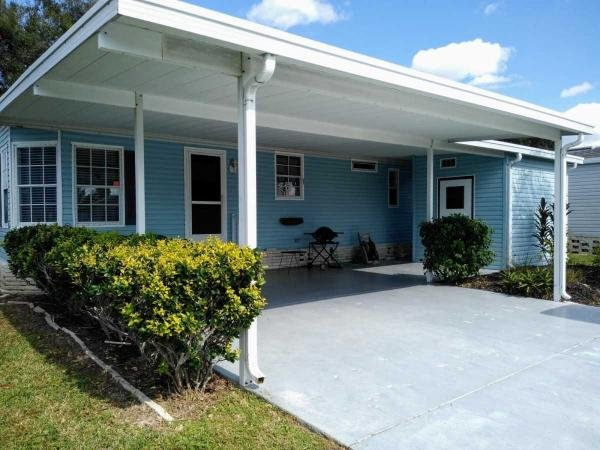 Mobile Home at 3357 Heritage Lakes Blvd, North Fort Myers, FL