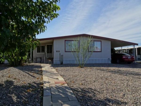 Mobile Home at 2305 W Ruthrauff Road, Tucson, AZ