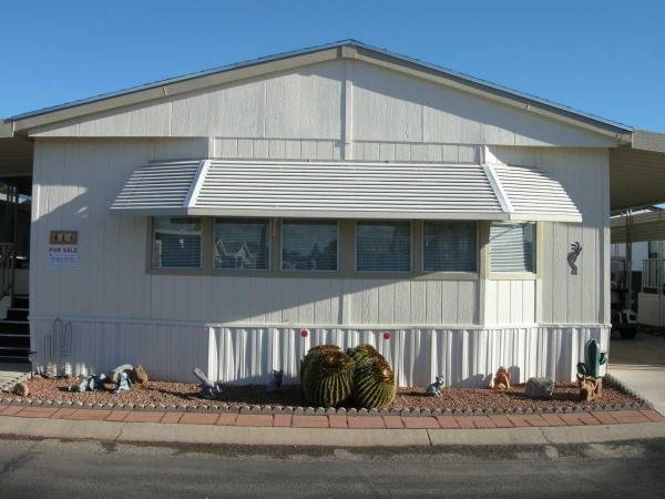 Mobile Home at 8401 S. Kolb #414, Tucson, AZ