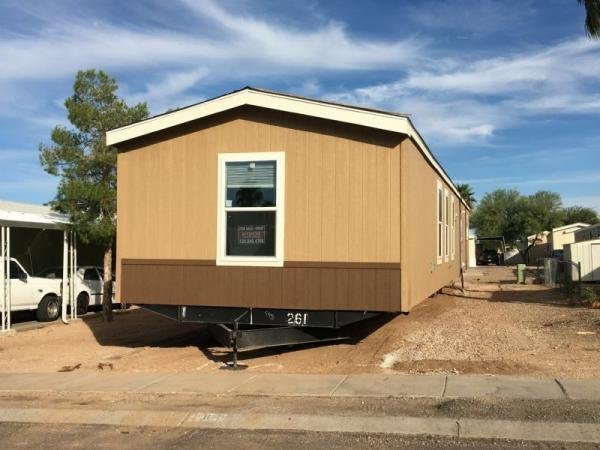 Mobile Home at 5600 S. Country Club Rd., #180, Tucson, AZ