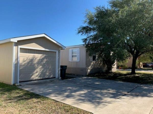 2001 HBOS Mobile Home For Sale