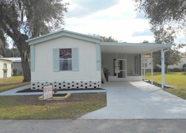 Mobile Home at 437 Tulip Dr, Fruitland Park, FL