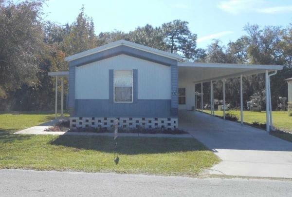 Mobile Home at 375 Camellia Dr, Fruitland Park, FL