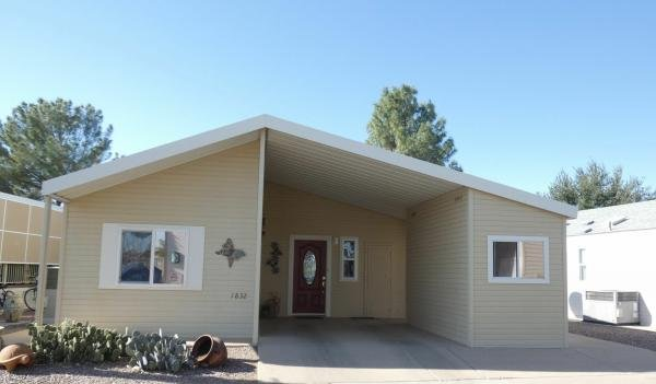 Mobile Home at 1110 North Henness Rd. #1832, Casa Grande, AZ