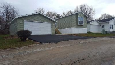 Mobile Home at 201 Kelly Drive Theresa, WI 53091