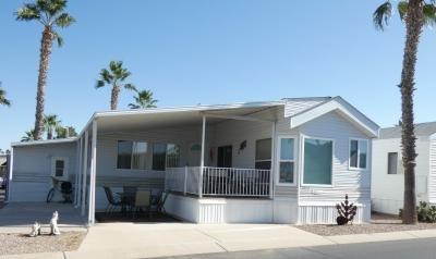 Mobile Home at 1110 North Henness Rd. #1077 Casa Grande, AZ