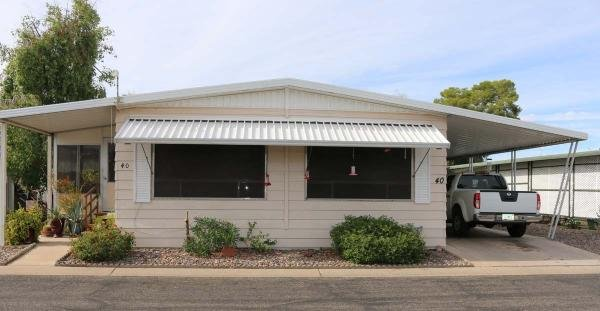 Mobile Home at 2401 W Southern Ave. #40, Tempe, AZ
