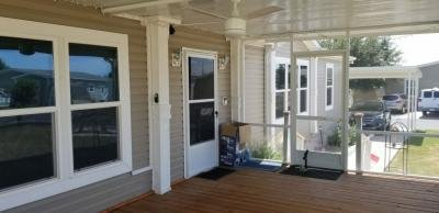 Front Screen in porch