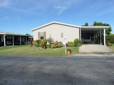 Mobile Home at 195 Harborhill Dr Micco, FL