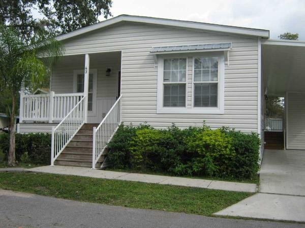 Mobile Home at 43 Fincastle Court, Kissimmee, FL
