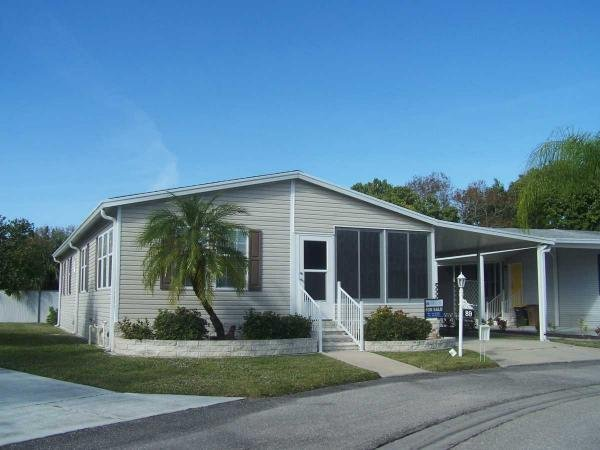 Mobile Home at 24300 Airport Road, Site #89, Punta Gorda, FL