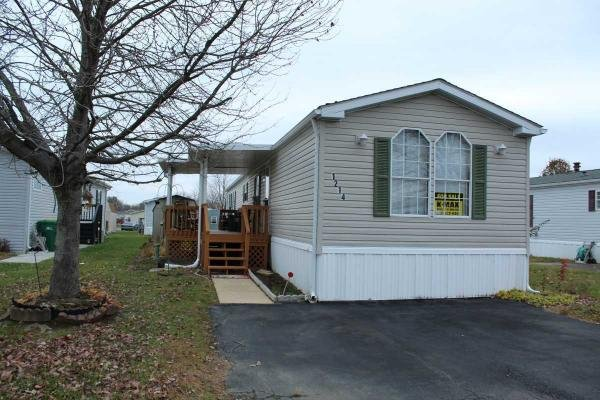 Mobile Home at 1214 DONNA MARIE WAY, Bear, DE