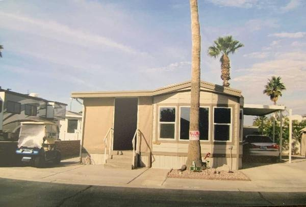 Mobile Home at 5707 E 32nd St., Lot 81, Yuma, AZ