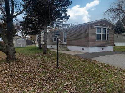 Mobile Home at 18 Gaslight North Fond Du Lac, WI 54937