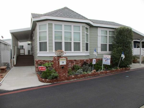 Mobile Home at 16222 Monterey Lane #296, Huntington Beach, CA