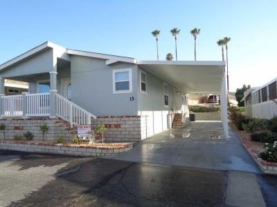 Mobile Home at 1536 S State St #15 Hemet, CA