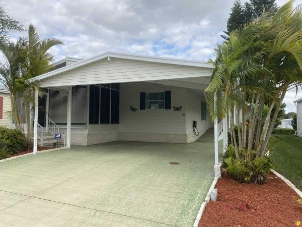 Mobile Home at 8612 28th Avenue East, Palmetto, FL