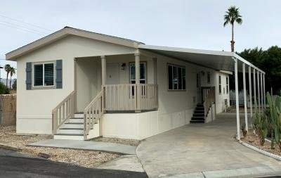 Mobile Home at 77 Dunes Circle Cathedral City, CA 92234
