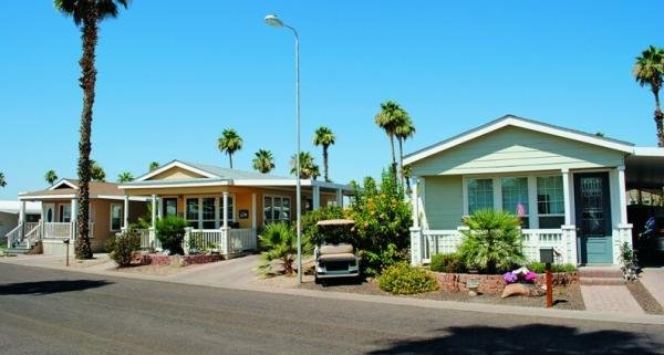2007 Palm Harbor Mobile Home For Sale