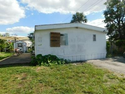 Mobile Home at 664 SW 133rd Avenue Davie, FL 33325