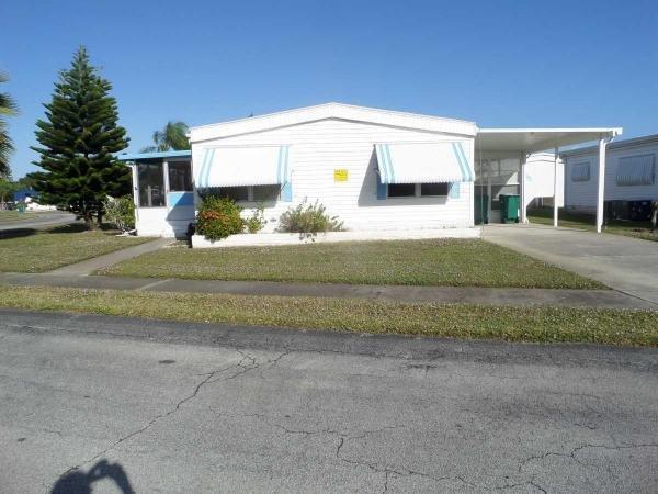 Mobile Home at 3225 S. Huntington Ave, Melbourne, FL