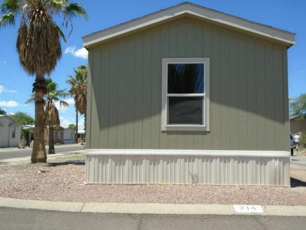 Mobile Home at 5600 S. Country Club Rd., #214, Tucson, AZ