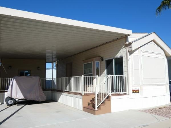 2007 CAVCO INDUSTRIES INC Mobile Home For Rent