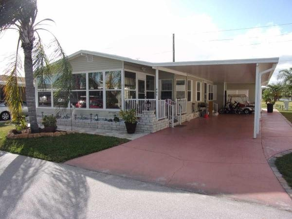 Mobile Home at 449 Barcelona Blvd., Arcadia, FL