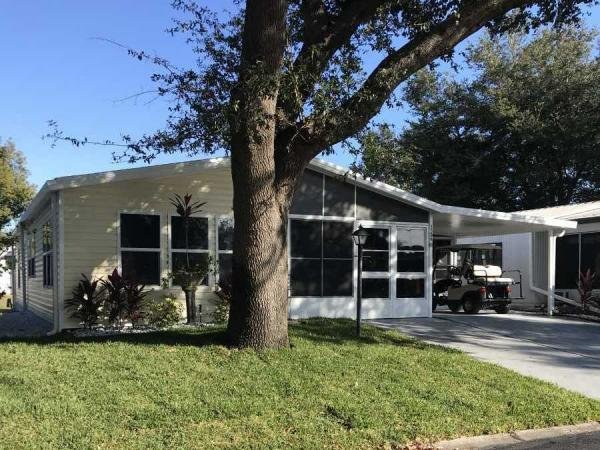 1985 Palm Harbor Manufactured Home