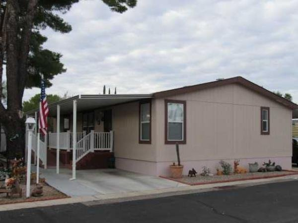 Mobile Home at 3411 S. Camino Seco # 189, Tucson, AZ